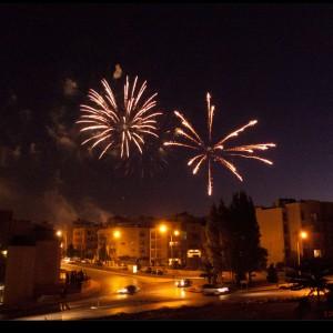 feiern in jordanien
