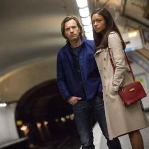 Perry (Ewan McGregor) und Gail (Naomie Harris) von STUDIOCANAL