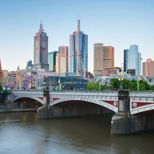 Beherbergt vielleicht schon bald eine EU-Institution. Australiens Hauptstadt Melbourne.  Von Diliff - Eigenes Werk, CC BY 3.0, https://commons.wikimedia.org/w/index.php?curid=3324149