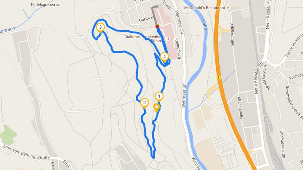 Strecke 10