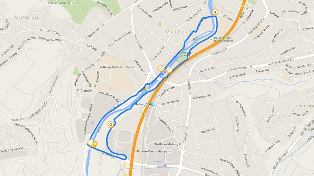 Strecke 2