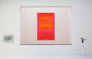 Ruprecht Geiger, Goulimine, 1964, Neue Galerie Kassel