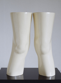 Claes Oldenburg, London Knees, 1966, Neue Galerie Kassel