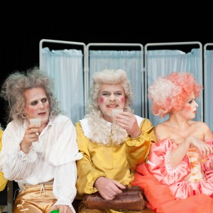 Theater Review #1: Der eingebildete Kranke von Moliére