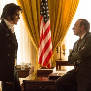 Sneak Review #57: Elvis und Nixon