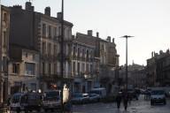 Saint Michel nach dem Markt