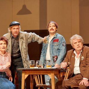 Theater Review #28: Ab Jetzt Zusammen! Eine Komödie mit Musik über die Zugehörigkeit zur Unzugehörigkeit.