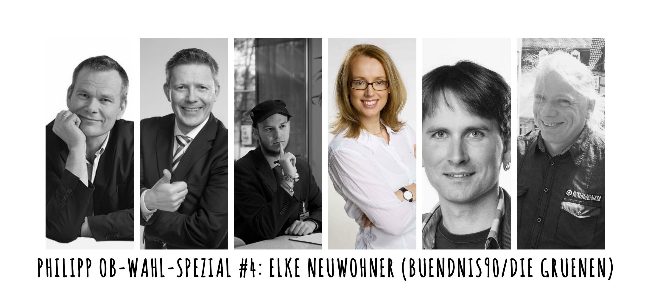 OB-Wahl-2015-Spezial #4: Elke Neuwohner (Bündnis 90/Die Grünen)