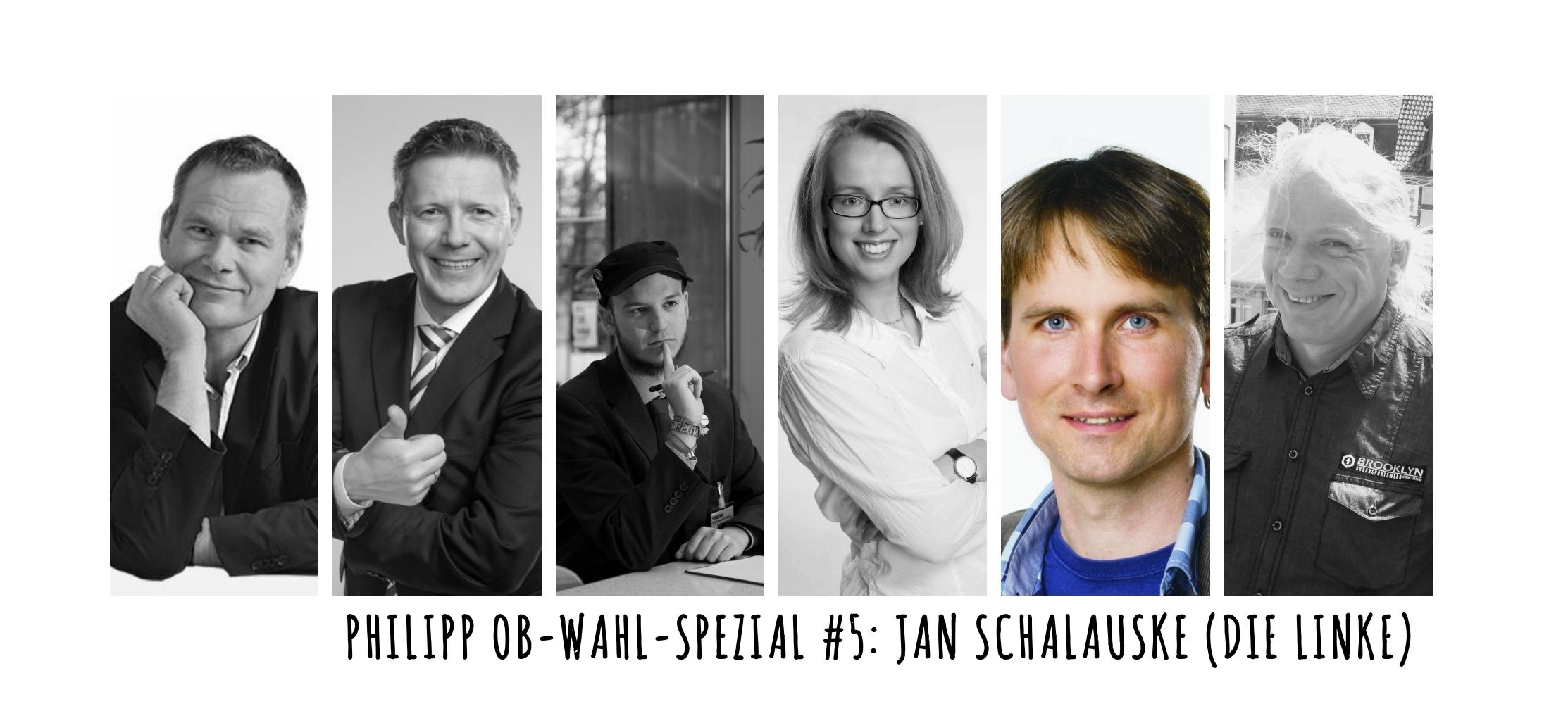 OB-Wahl-2015-Spezial #5: Jan Schalauske (Die Linke)