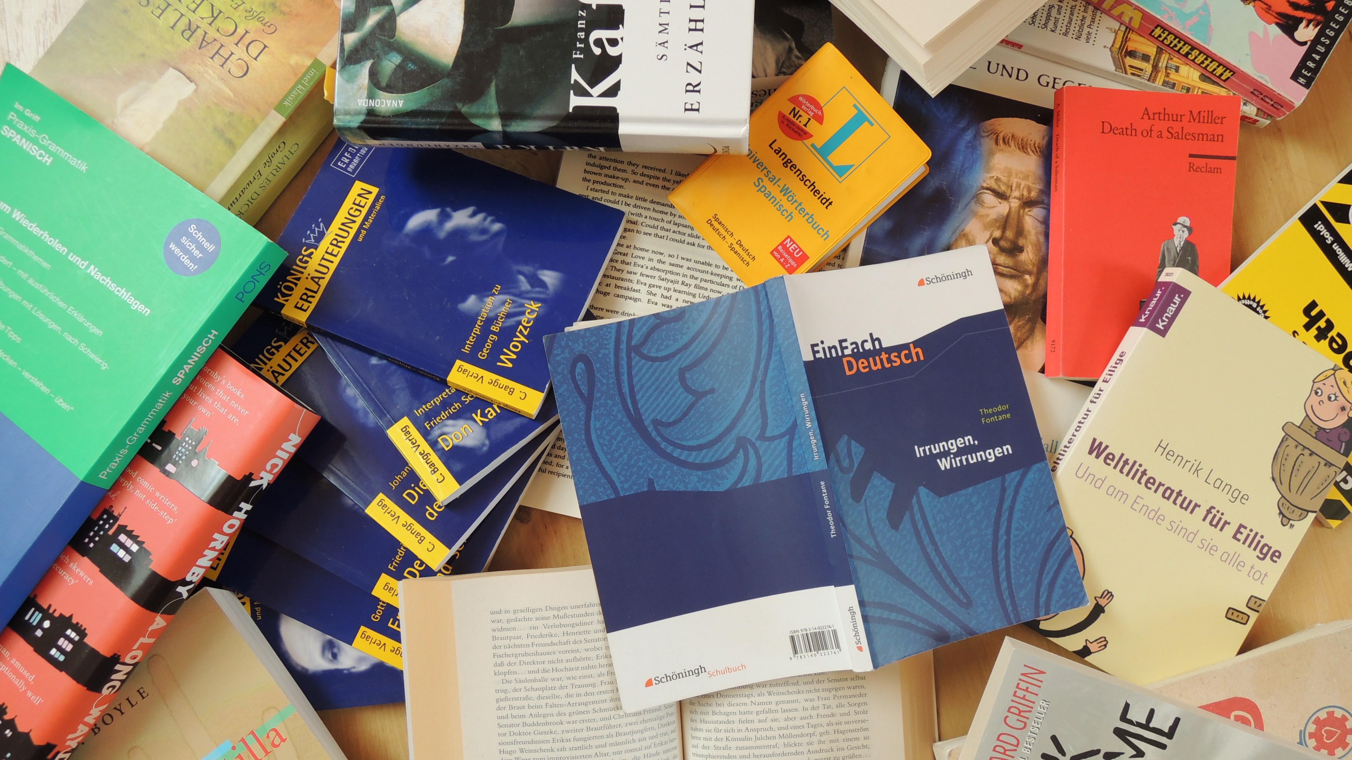 Was machen eigentlich … die Student*innen der Europäischen Literaturen?