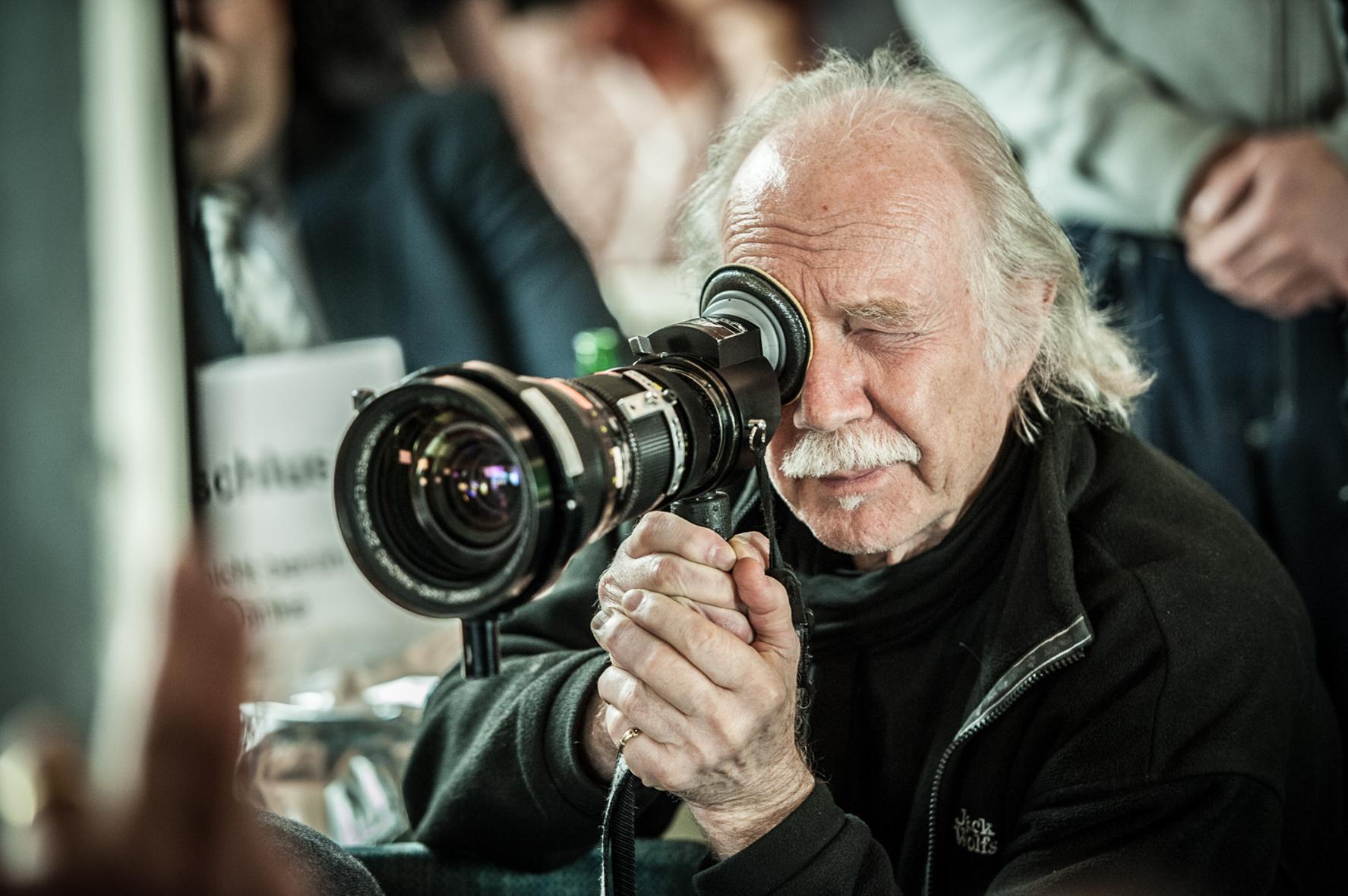 Der Mann, der die Kinder vom Bahnhof Zoo filmte
