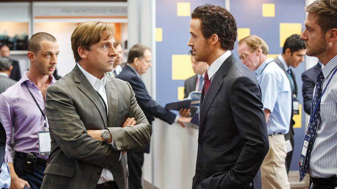 Sneak-Review #14: The big short