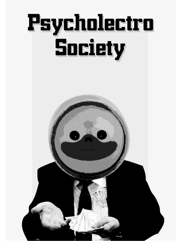 """Grüße von der """"Psycholectro Society"""""""
