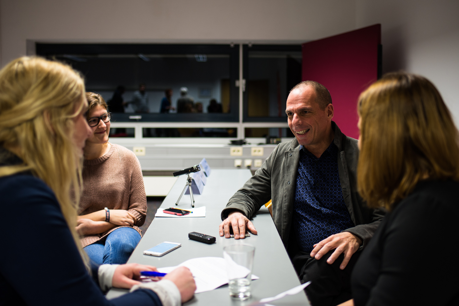 "Varoufakis: ""Let me tell you a story"""