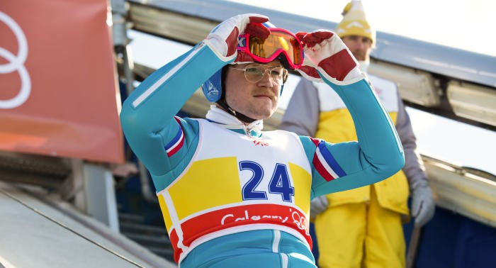 Sneak-Review #24: Eddie The Eagle