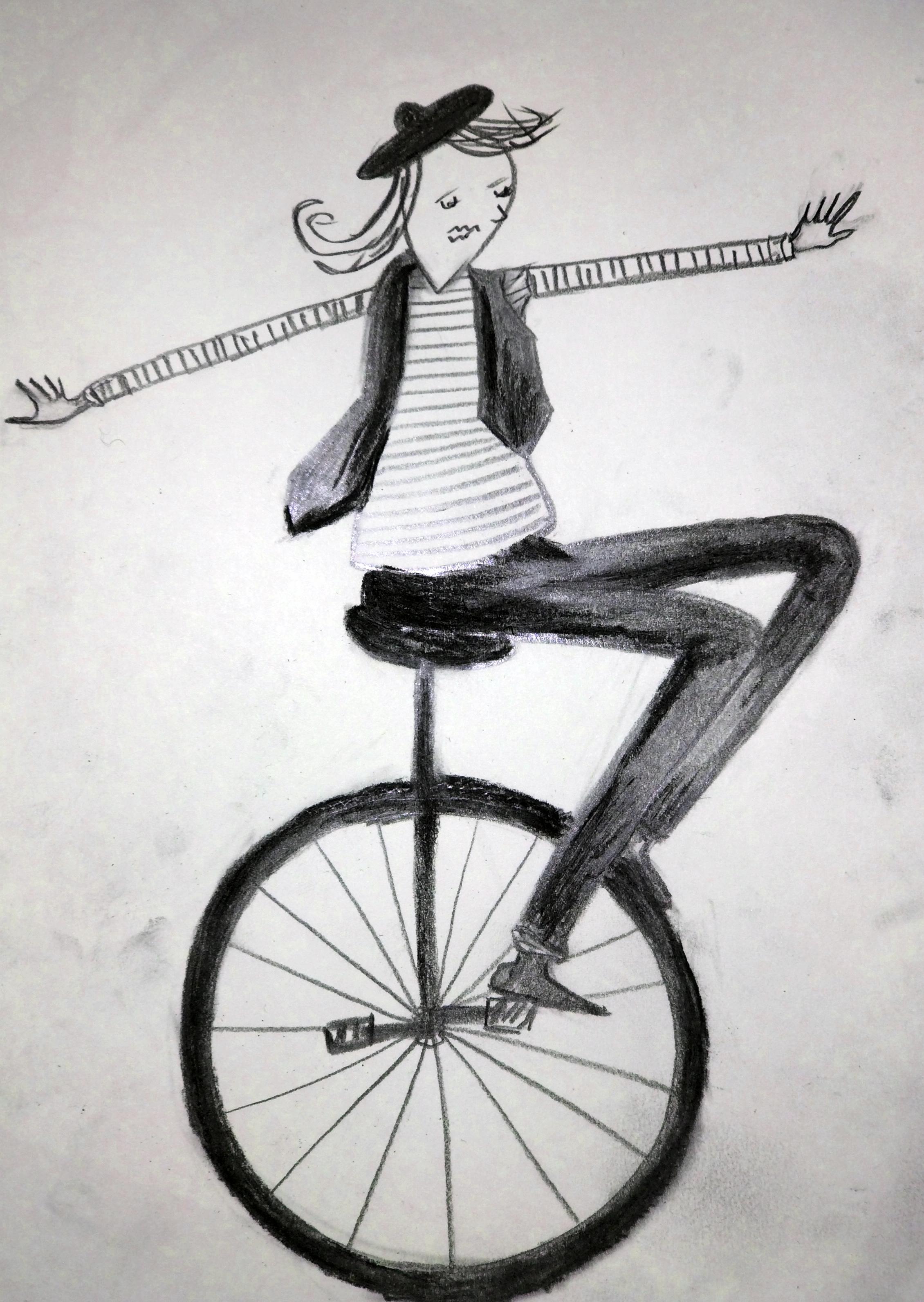 Was machen eigentlich… die Einradfahrer:innen