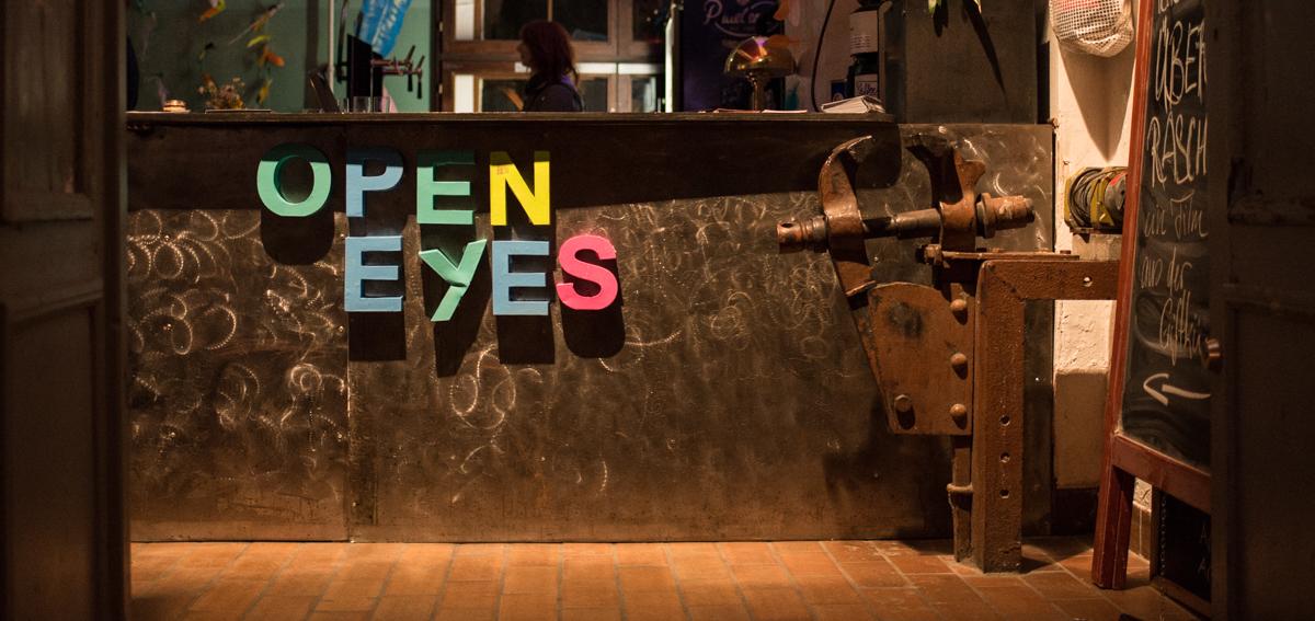 Rückblick auf das OpenEyes Filmfest 2016