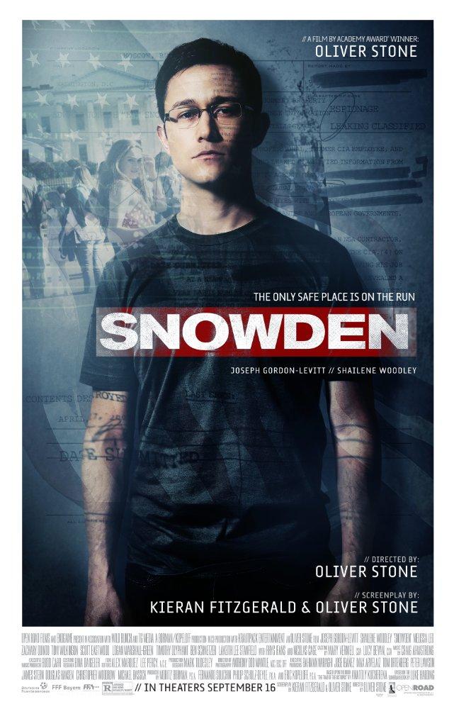 Sneak-Review #51: Snowden