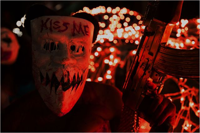 Sneak-Review #49: The Purge 3: Election Year