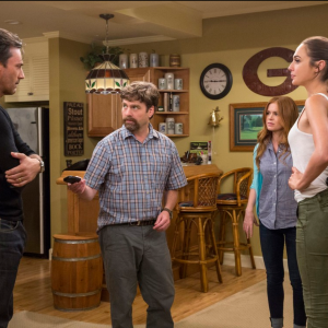 Sneak Review #70 - Keeping up with the Joneses