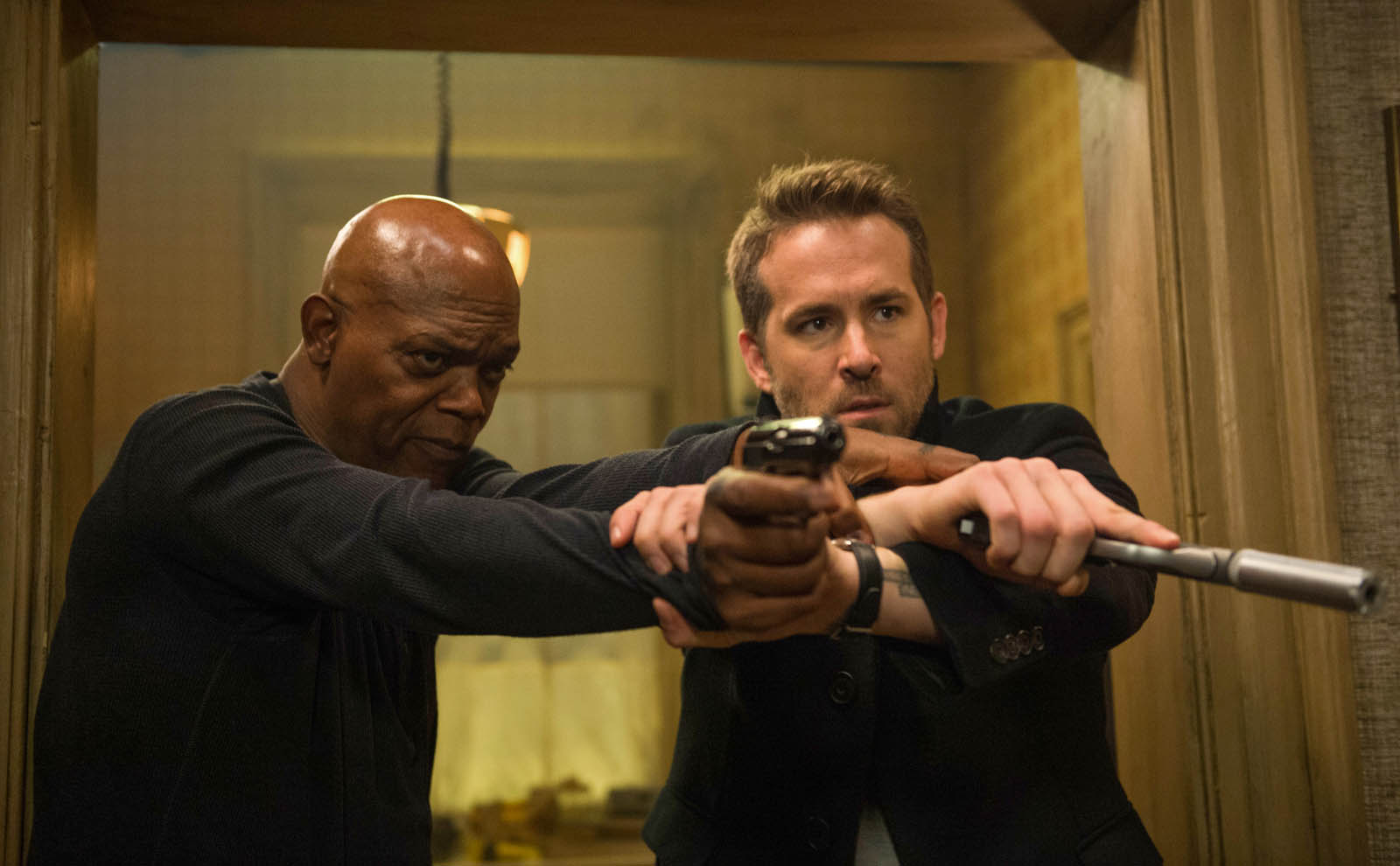 Sneak Review #86 – Killer's Bodyguard