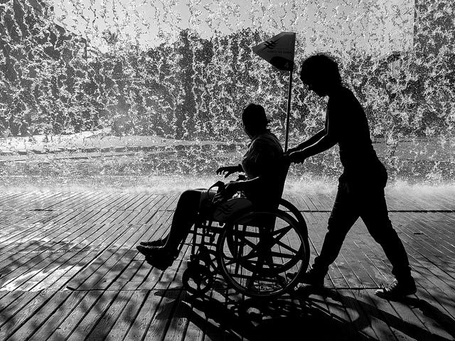 """""""Während einer Nachtschicht muss ich 56 Menschen mit Behinderung betreuen"""""""
