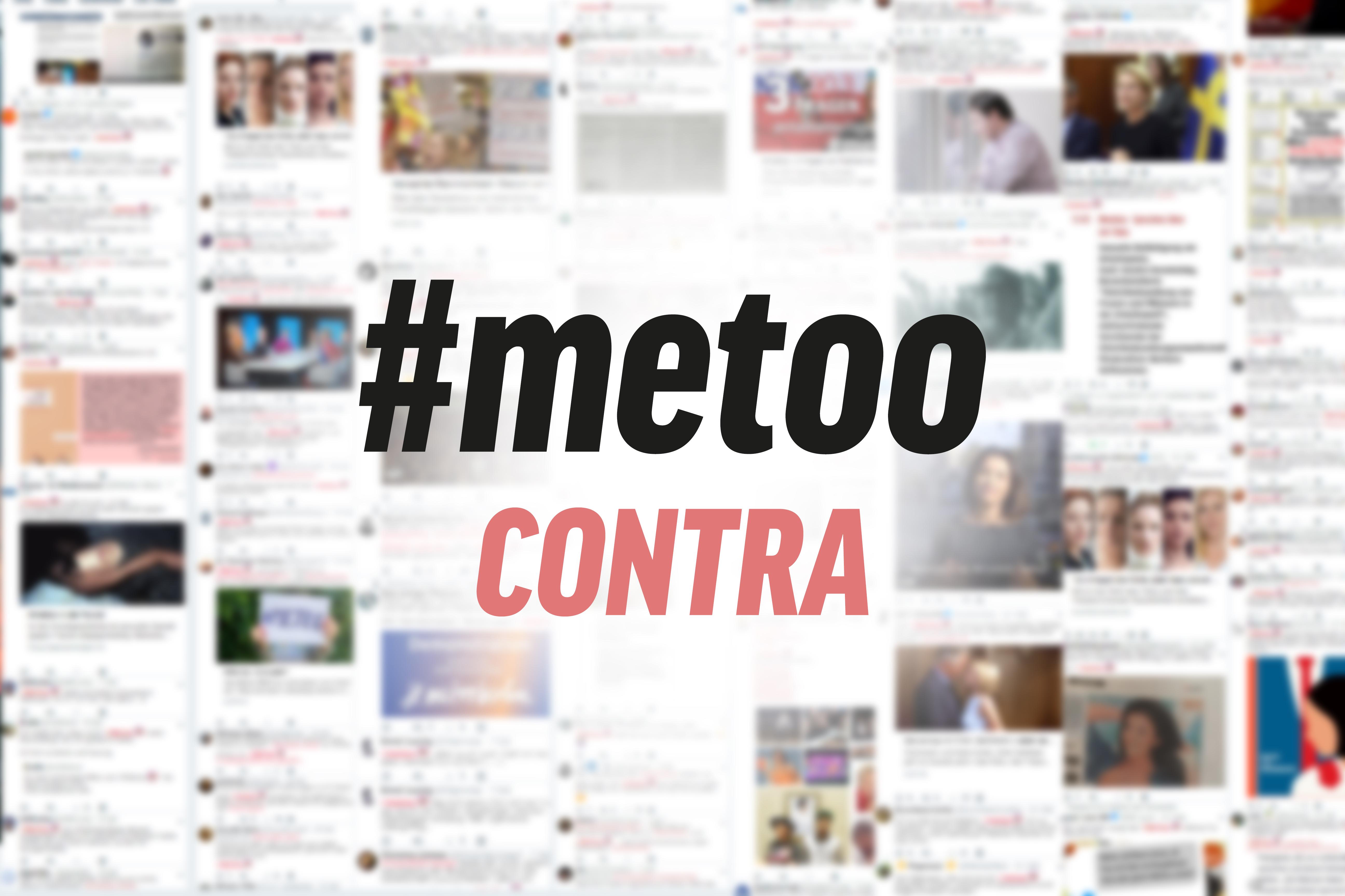 Ich will nicht auf das was mir passiert ist reduziert werden Warum #metoo nichts bringt. Ein Kommentar.