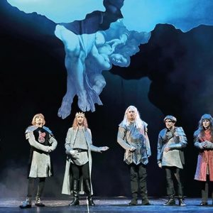 Theater Review #13: Monty Python´s Spamalot
