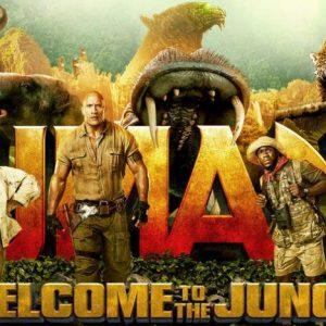 Sneak Review #94 - Jumanji: Willkommen im Dschungel