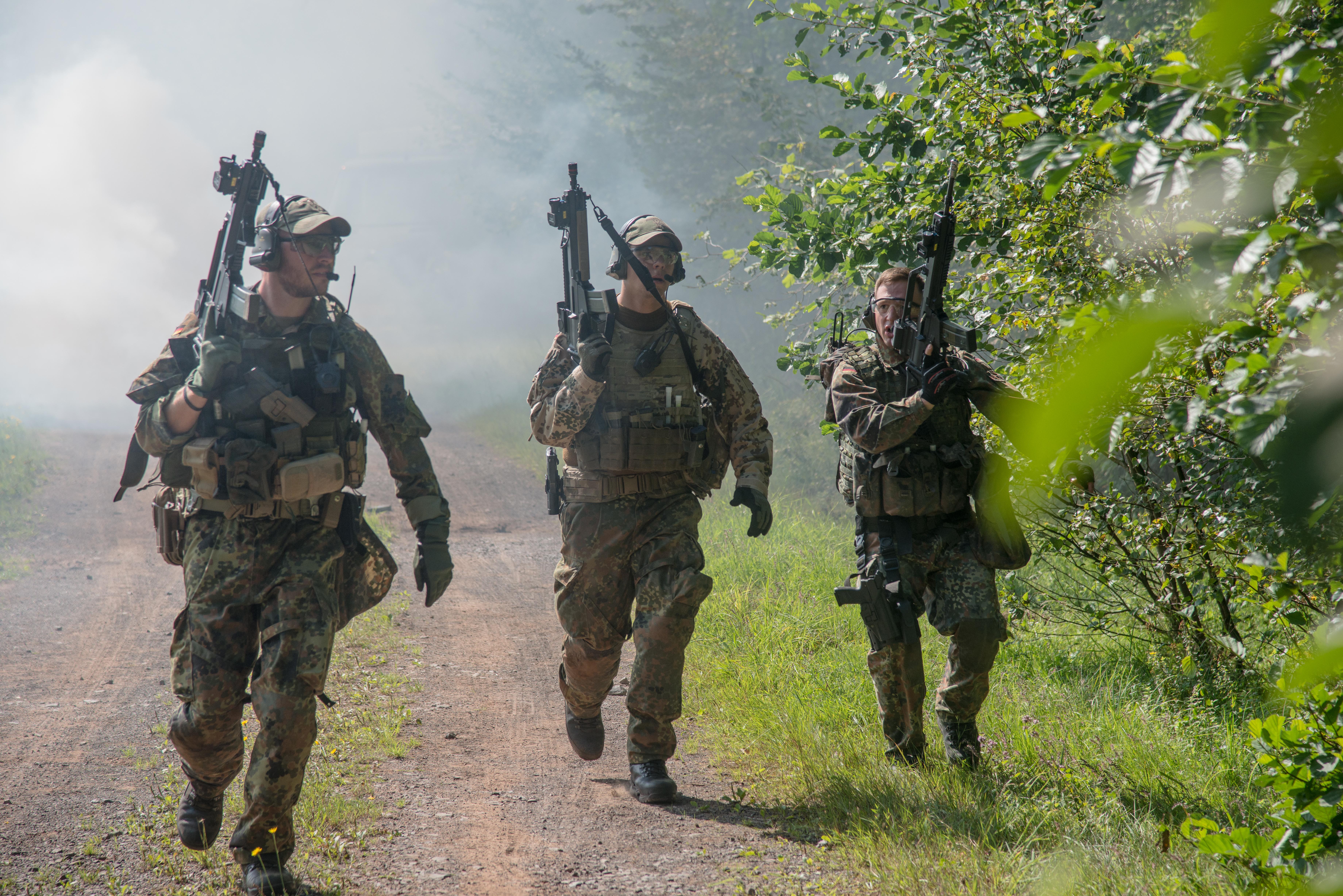 PHILIPP mag: Das Shopping-Verhalten der Bundeswehr
