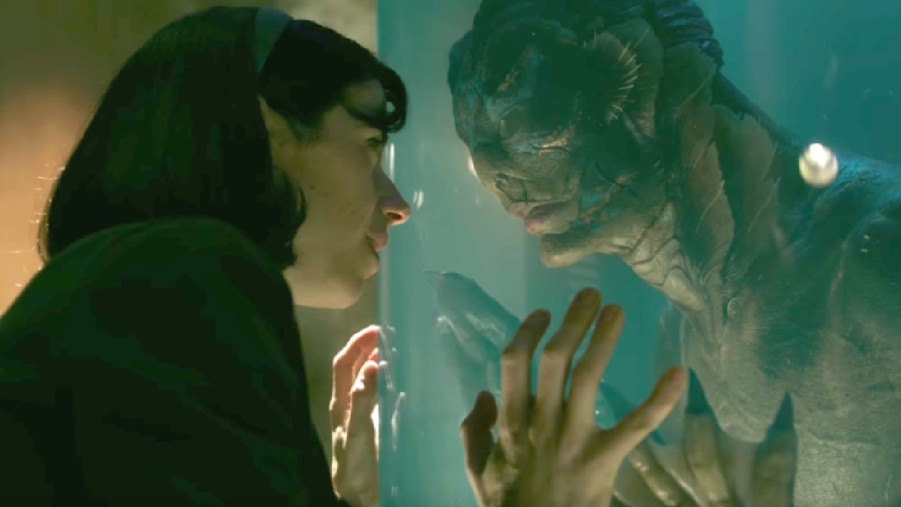 Sneak Review #103 – The Shape of Water