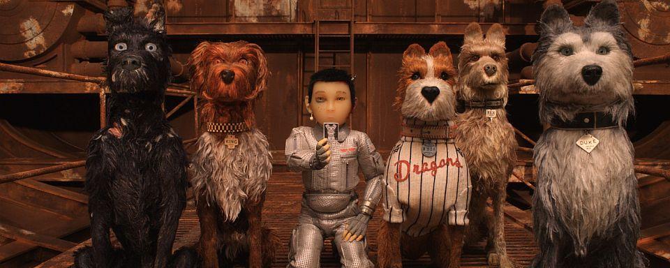 Sneak Review #113 – Isle of Dogs – Ataris Reise