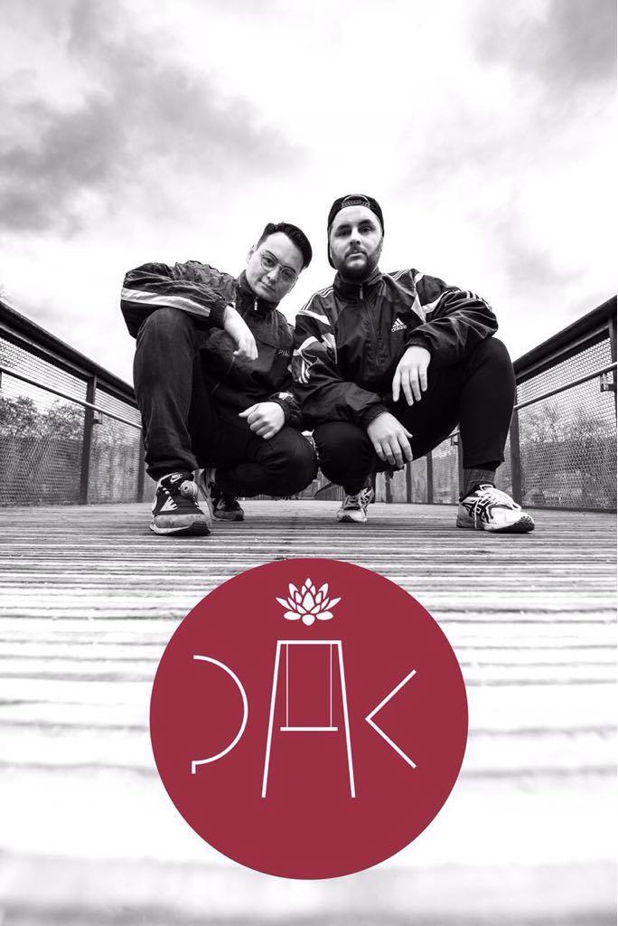 Marburg, deine Künstler: Pak und Padrino