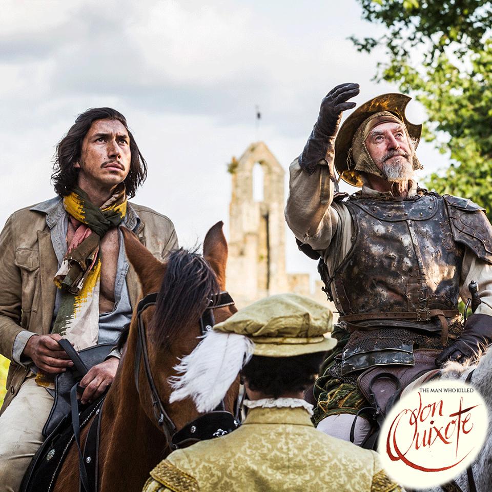 Sneak-Review #132 – The Man Who Killed Don Quixote