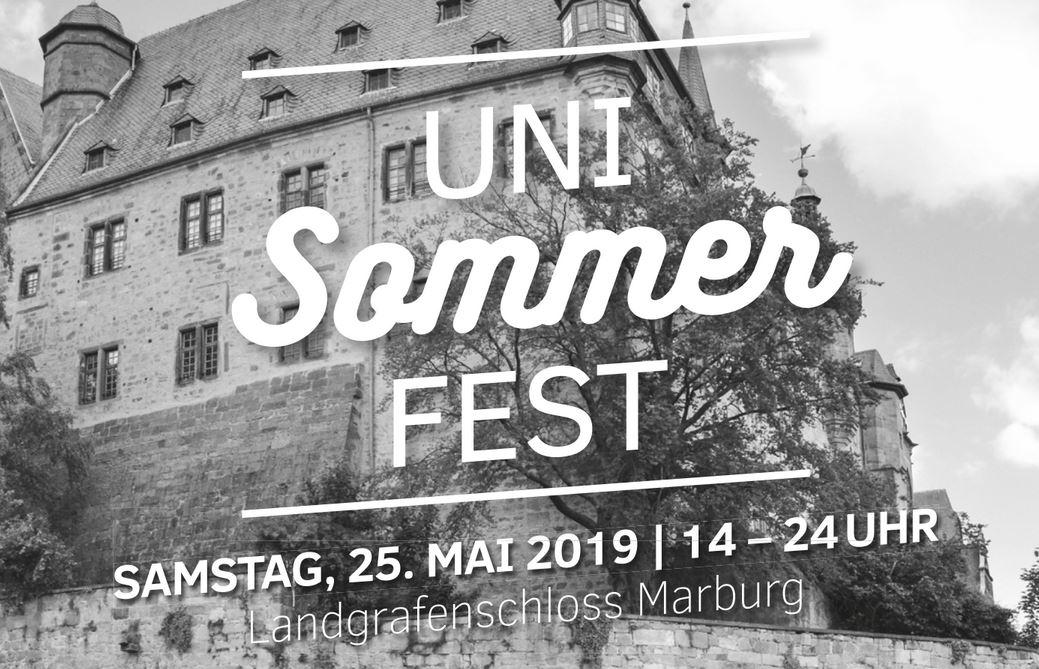 Uni-Sommerfest am Schloss